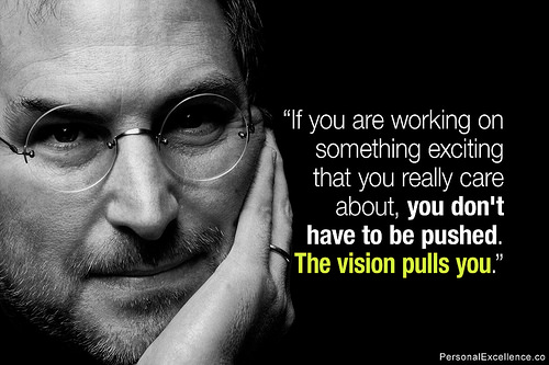 Vision and Core Values - Steve Jobs was Defined By It - Entrepreneur ...